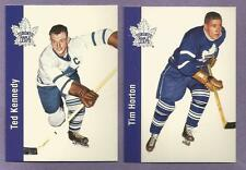 1993-94 Parkhurst Missing Link Toronto Maple Leafs Team Set