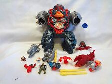 Mighty Max Blasts Magus 100% Complete Set Playset Bluebird Toys