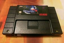 Terranigma English Translation Cart *NEW* SNES Super Nintendo *NTSC*
