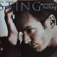 STING MERCURY FALLING CD A&M 1996 USA CLUB PRESSING FAST DISPATCH