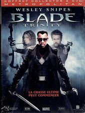DVD - BLADE TRINITY  - Wesley Snipes -