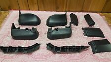 """Subaru Legacy Wagon 2010-2016 """"lot"""" of body mouldings, clips & mud guards flaps"""