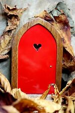 Celtic Fairy House Doors