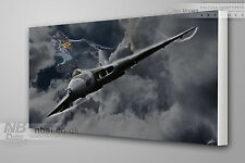 Avro Vulcan B.2 CANVAS PRINT Operation Black Buck, Falklands, Digital Artwork