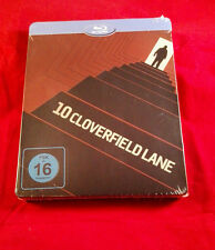 10 Cloverfield Lane Blu-Ray limited Steelbook,Region Free