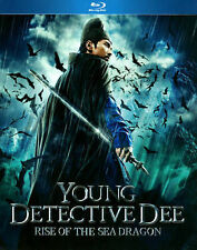 *Young Detective Dee: Rise of the Sea Dragon [Blu-ray]*Free shipping*