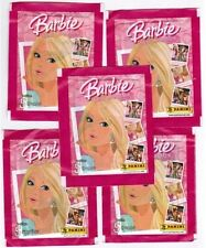 Brazil Panini Stickers Barbie Dulces Momentos 5 Packs (5 stickers each)