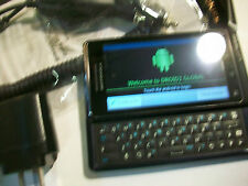 GOOD! Motorola DROID 2 Global a956 Android WIFI QWERTY Slider VERIZON Smartphone