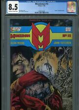 Miracleman #15   (1st Print)   CGC 8.5  OW-WP  (Death of Kid Miracleman)