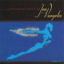 Jon & Vangelis - The Best Of Jon And Vangelis / POLYDOR CD 1984