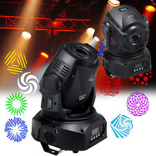 2x Elektronische Fokus 60W DMX Dimmer Moving Head Licht Bracket DJ Club Wedding