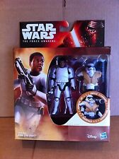 Star Wars Force Awakens - FINN (FN-2187) Armour Up - 3.75 action figure