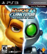 Ratchet & Clank Future A Crack In Time PS3