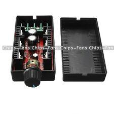 12V 24V 48V 10-50V 40A 2000W MAX DC Motor Speed Control PWM HHO RC Controller CF