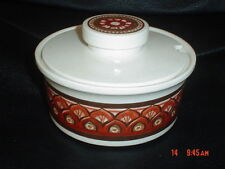 Lord Nelson Pottery JEWEL SONG Sugar Bowl