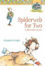 Spiderweb for Two: A Melendy Maze (Melendy Quartet)-ExLibrary