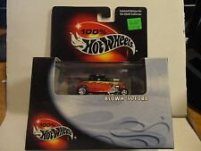 Hot Wheels 100% Black Box Red/Black Blown '34 Ford