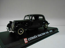 CITROEN TRACTION 11 AL 1935 AUTOPLUS 1/43