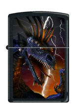 Zippo 3539 dragon black matte RARE & DISCONTINUED Lighter