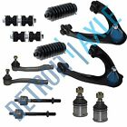 Brand New 12pc Complete Front Suspension Kit for Honda Civic & Acura EL
