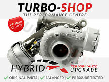 Audi A4, A6, VW Passat 2.0 TDI Turbocharger / Turbo- 758219 Hybrid 190HP