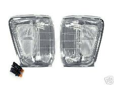 1990-1991 TOYOTA 4RUNNER & 1989-1991 PICKUP TRUCK 4WD DEPO CLEAR CORNER LIGHTS