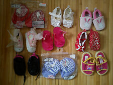 Huge GAP NEXT M&S MATTEW WILL... 9x bundle baby girl shoes boots 0/3/6 MTHS 0.5