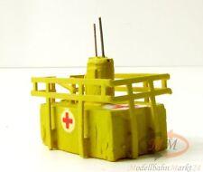 Udet Rettungsinsel in gelb Wehrmacht Zweiter Weltkrieg Maßstab 1:160