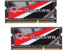 G.SKILL Ripjaws Series 16GB (2 x 8G) 204-Pin DDR3 SO-DIMM DDR3L 1600 (PC3L 12800