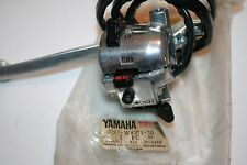 nos Yamaha MOTORCYCLE LEFT SIDE HANDLE SWITCH LEVER 1982 MJ50 TOWNY 5N7-W8271