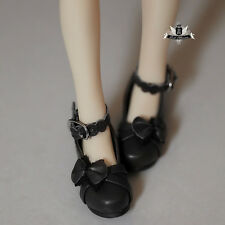 1/4 BJD Shoes MSD Shoes Dollfie EID MID DOD AOD Hollow out Bow Lolita Shoes 0369