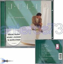 "JULIO IGLESIAS ""LA CARRETERA"" RARE CD ITALIAN VERSION"