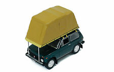 IST 296MR - Lada Niva with roof tent 1981 Green 1/43