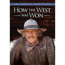 How the West Was Won: The Complete Third Season DVD