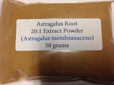 Astragalus Root Extract 20:1 High Quality Powder 50g
