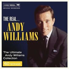 Andy Williams REAL Ultimate Collection 60 ORIGINAL RECORDINGS Best Of NEW  3 CD
