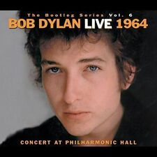 The Bootleg Volume 6: Bob Dylan Live 1964 - Concert At Philharmonic Ha EXLibrary