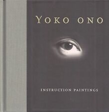 "YOKO ONO ""Instruction Paintings""  (1995) SIGNED First Edition in MINT Condition"