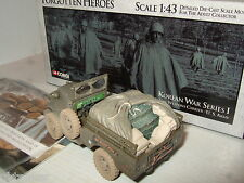 Corgi US51703 Korean War Dodge WC51 3/4 Ton Weapons Carrier Diecast Model 1:43