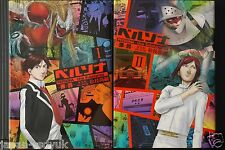 Persona Una Substantia manga 1~2 Complete Set 2011 Japan book