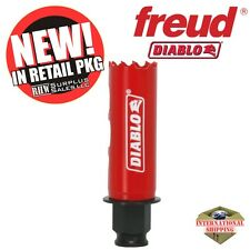 "Freud Diablo DHS1000 1"" Hole Saw Blade New"