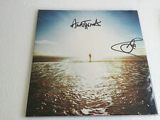 We're Here Because We're Here VINYL 2 LP MINT/MINT  Anathema SIGNED 802644581217