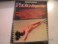 ** Photo Reporter magazine n°54 Afrika Korps / 30 jours d'agence