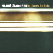 Battle Cry for Help by Grand Champeen CD Rock Music Songs  FREE SHIPPING   10