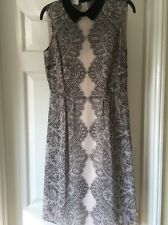 Hobbs Ladies Lined Dress Size 10 Worn Once!