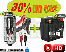 Lithium Deal - Battery + charger - KTM SX-F 450 ie 2016