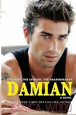 Damian by Jessica Wood (2013, Paperback)