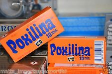2x POXILINA BY BRIPOX poxipol STRONG METAL GLUE 70g THE BEST SEALANT 10min Easy