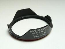 Sigma-XQ Filtermatic 16mm f2.8 Fisheye Lens Petal Hood