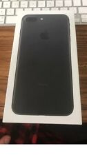 Apple iPhone 7 Plus - 32GB - Black (Unlocked) Smartphone ANY SIM! SEALED!
